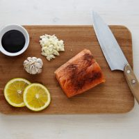 Simple Salmon or Trout