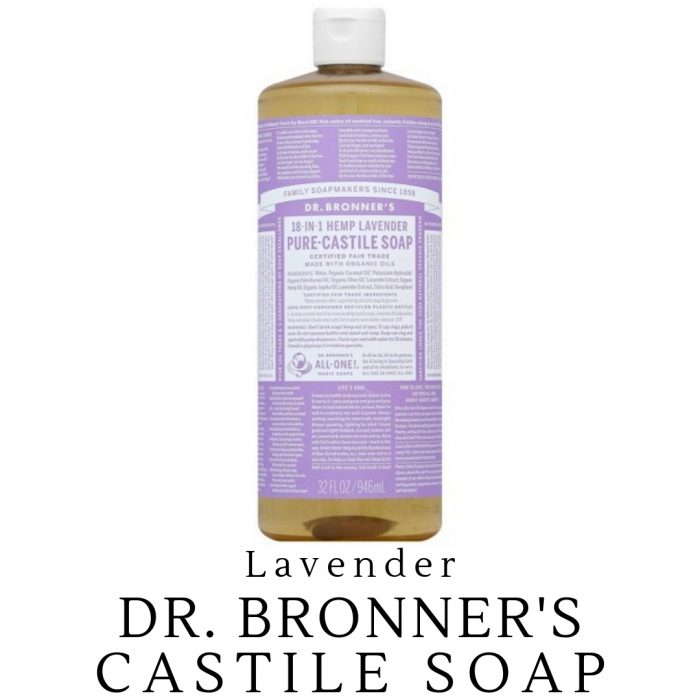 affiliate link amazon dr bronner's castile soap